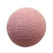 Old pink ball