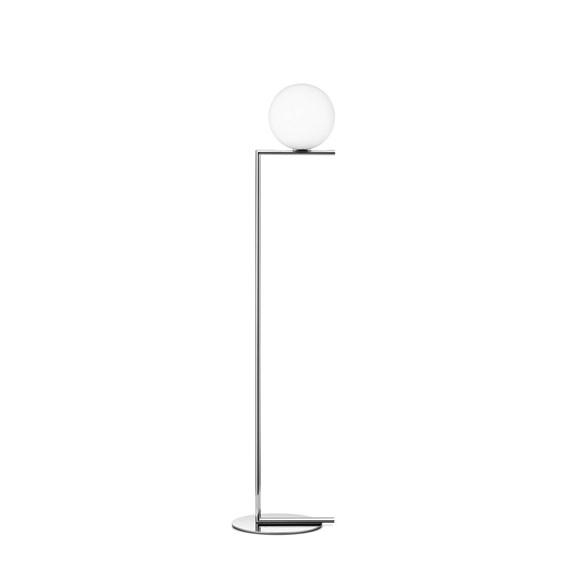 IC Lights F1 golvlampa, krom 135cm Stockholms bästa lampaffär