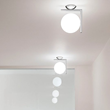 IC Lights C/W1 plafond, krom 30cm