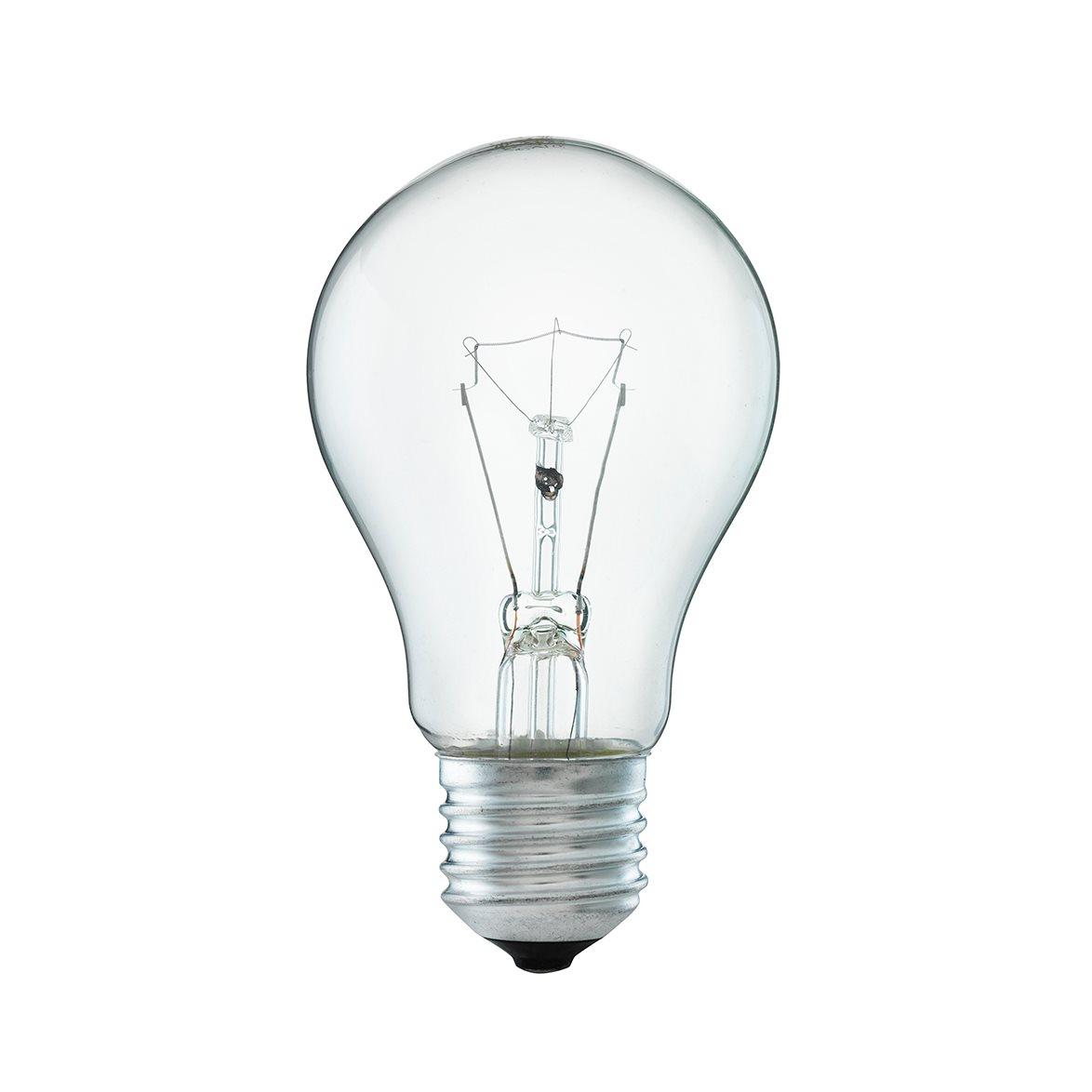 Toppen Glödlampa normal E27, 15W - Stockholms bästa lampaffär YQ-78