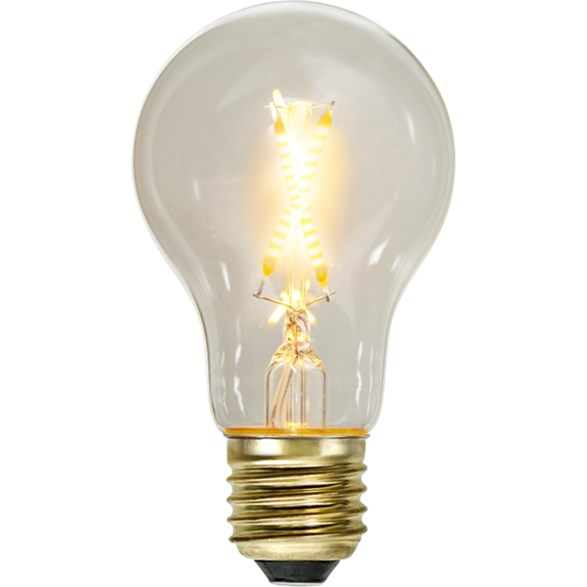 Filament-LED normal 0,5W(5W) E27, soft glow
