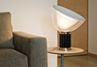 Taccia LED small bordslampa, svart