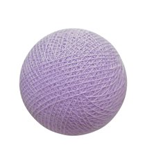 Light violet ball