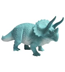 Triceratops LED, turkos