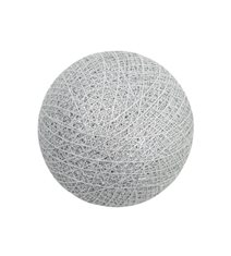 Light grey ball
