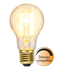 Filament-LED normal 7W(65W) E27, soft glow dimbar