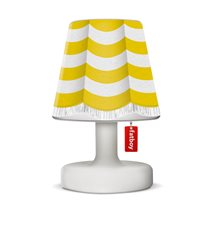 Fatboy cooper cappie skärm, stripe curtain yellow