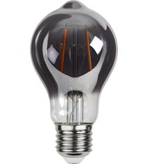 LED-lampa E27 TA60 Plain Smoke