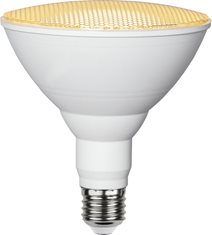 LED-lampa E27 PAR38 Plant Light Varmvit