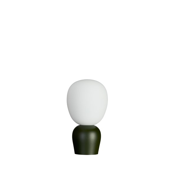 Buddy bordslampa bottle green/opal